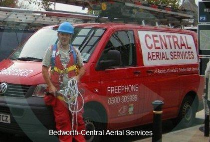 Bedworth-Central Aerial Services